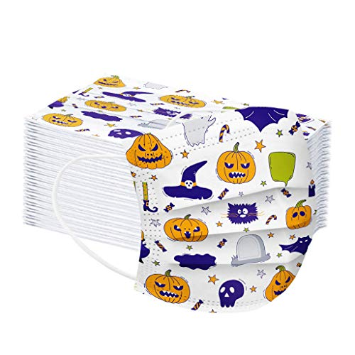Fossen - 50/100 unidades, 3 Capas, Navidad Halloween Niños
