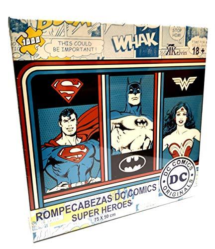 Puzzle Wonder Woman  marca Kelvin