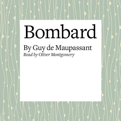 Bombard audiobook cover art