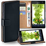 MoEx Sony Xperia C4 | Phone Case with Wallet 360 Degree