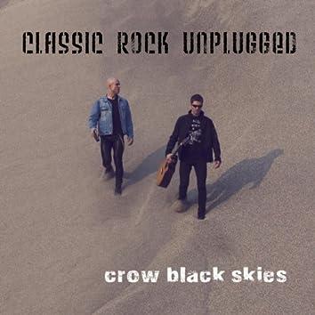 Crow Black Skies
