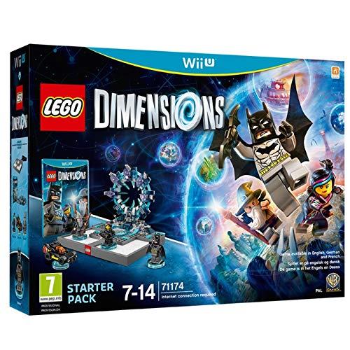 LEGO - Star Wars 71174. Dimensiones Pack Principiantes. WiiU