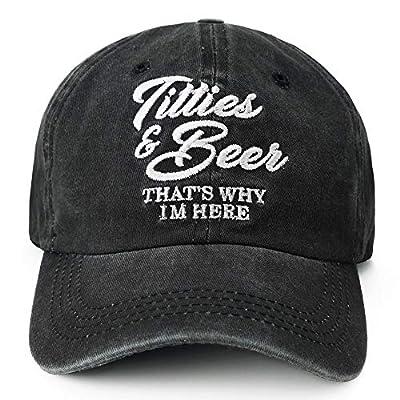Funny Beer Hat- Love Funny Joke Gag - Unisex Baseball Cap Hat