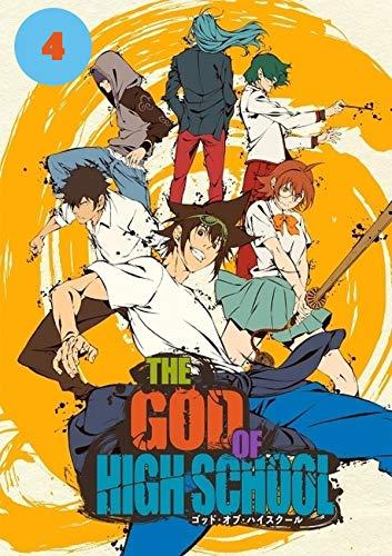 Amazon.com: Best Manga: The God of High School Manhua Volume 4 eBook:  Coraine, Anthony : Kindle Store
