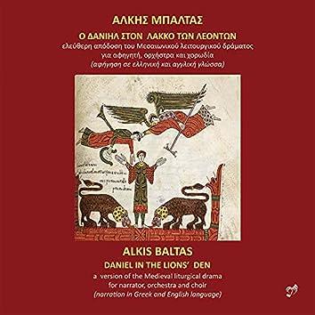 Alkis Baltas: Daniel in the Lion's Den (Live)