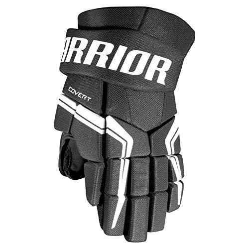 Warrior Covert QRE5 Handschuhe Senior, Größe:15 Zoll, Farbe:schwarz