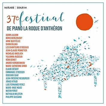 37ème Festival International de Piano de La Roque d'Anthéron
