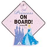 Disney Sparkle Princess On Board Sign by Disney