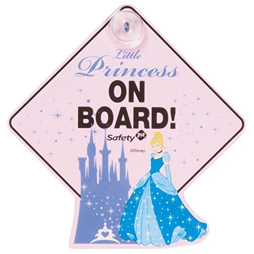 Disney Sparkle Princess On Board Sign