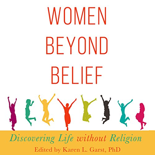 Women Beyond Belief audiobook cover art