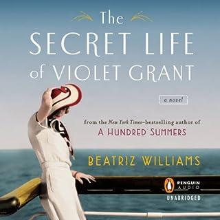 The Secret Life of Violet Grant cover art