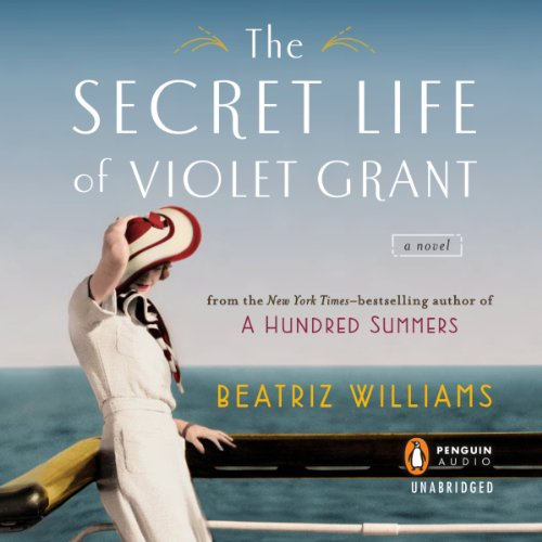 The Secret Life of Violet Grant audiobook cover art
