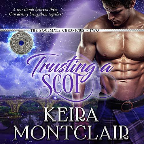 Trusting a Scot audiobook cover art