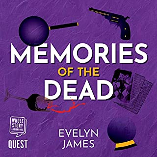 Couverture de Memories of the Dead