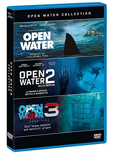 Open Water Collection (3 Dvd)