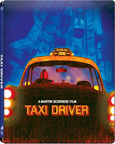Taxi Driver - Gallery 1988 - Limited Edition Steelbook (Deutsch 1000 Only) Blu-ray