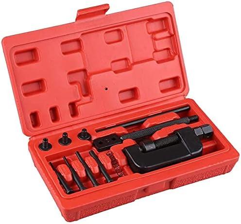 Chain Breaker Kit 13Pcs Splitt Tool Rivet Universal Financial sales sale Jacksonville Mall