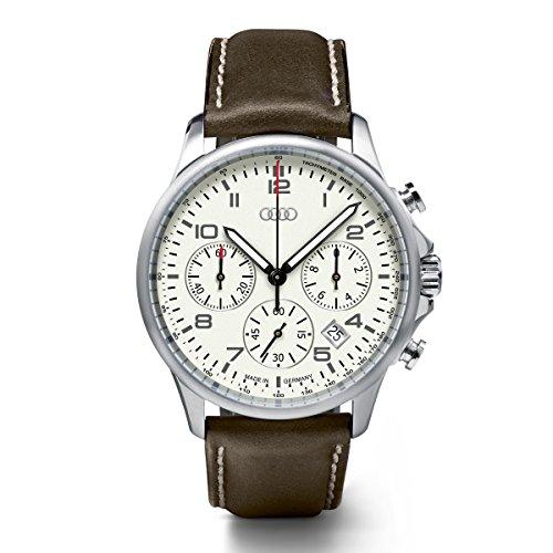 Original Audi Chronograph Luminous Armbanduhr Uhr