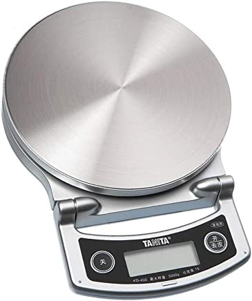 GLJJQMY Kitchen Scales Electronic Scales Called Cooking Scales Food Baking Scales 5kg Electronic Scale
