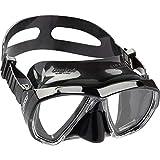 Cressi Big Eyes - Gafas de buceo unisex, color negro