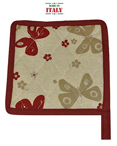 Farfalle Manique cuisine 18 x 18 cm.