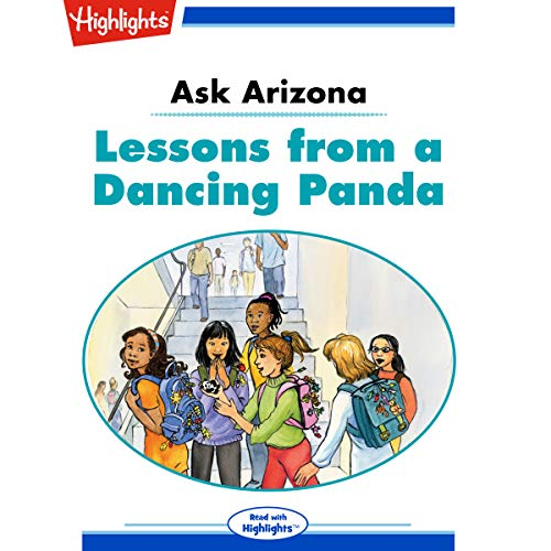 Ask Arizona: Lessons from a Dancing Panda copertina