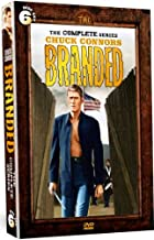 Branded - The Complete Series starring Chuck Connors! SET - OVER 19 HOURS!