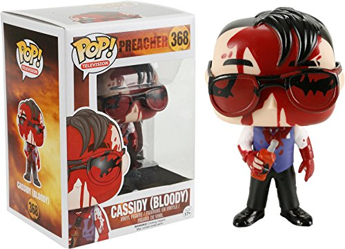 Funko Pop! Television Preacher Cassidy (Bloody) Hot Topic Exclusive #368