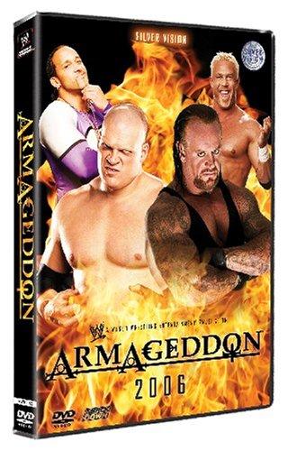 WWE - ARMAGEDDON 2006 [Reino Unido] [DVD]
