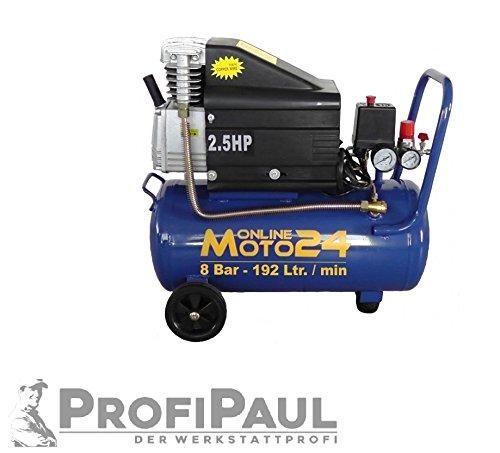 OnlineMoto24 Kompressor CL192/8/30