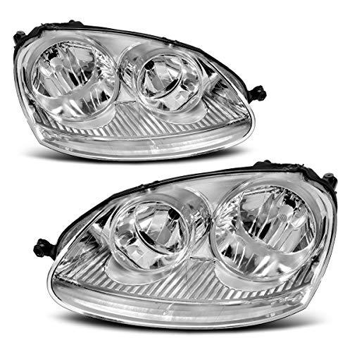 06 jetta headlight assembly - 3