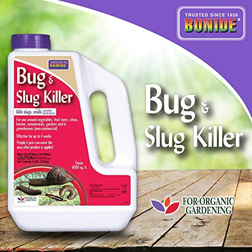 Bonide Chemical Co Inc 909 037321009092 Chemical Number-3 Bug and