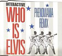 Who is Elvis [Single-CD]