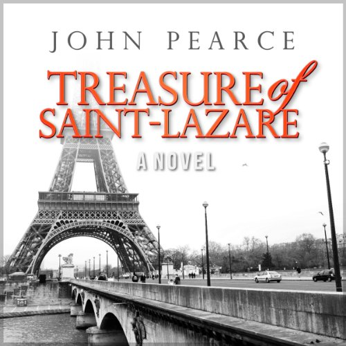 Treasure of Saint-Lazare audiobook cover art