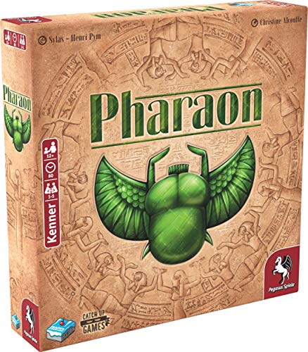 Pegasus Spiele 57313G - Pharaon (Frosted Games)