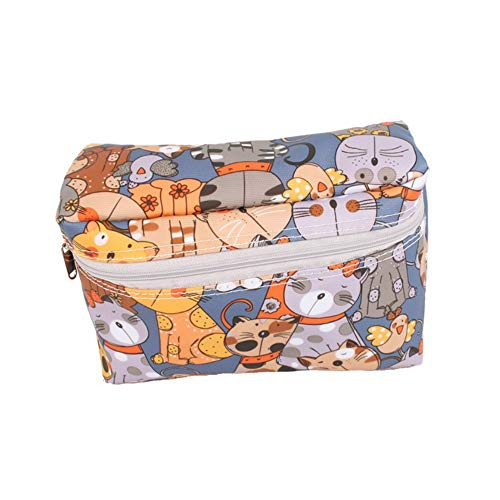 Nieuwe Cartoon Baby Luier Caddy Organizer Wet/Dry Bag Opbergtas Kinderwagen Accessoires Reizen Nappy Tas Multifunctionele Mummy Tas 3