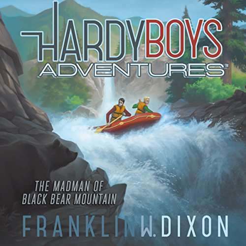 The Madman of Black Bear Mountain audiobook cover art