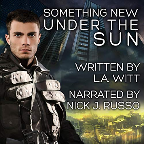 Something New Under the Sun cover art