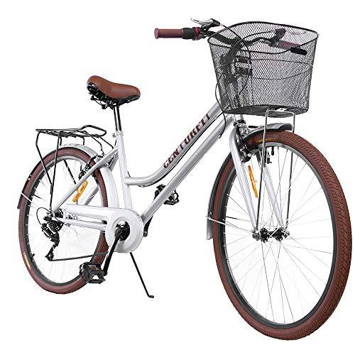 Bicicleta Ciudad  marca CENTURFIT