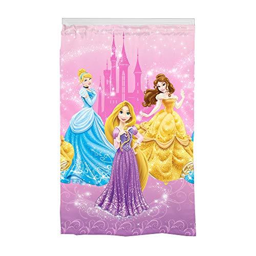 "Franco Kids Room Darkening Window Curtain Panel, 42"" x 63"", Disney Princess"