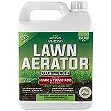 PetraTools Liquid Aeration for Lawn with Humic & Fulvic Acid Biostimulants, Liquid Aerator, Liquid...