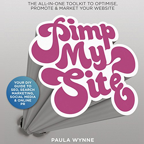 Pimp My Site audiobook cover art