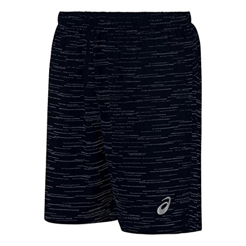 ASICS Mens Lite Show 7 Shorts Performance Black Medium