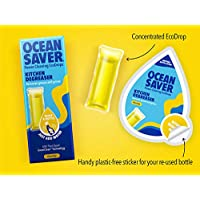 OceanSaver Kitchen Cleaning EcoDrop | Kitchen Degreaser | Citrus Kelp | Eco Friendly Cleaning Product