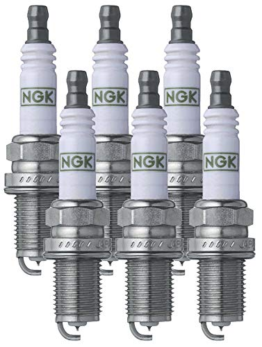 NGK (7092) BKR6EGP G-Power Spark Plug (6 Pack)