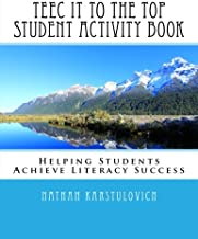 TEEC It To The Top Student Activity Book: Helping Students Achieve Literacy Success