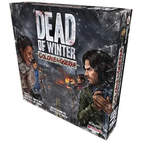 Dead of Winter ESP. COLONIE in Guerra