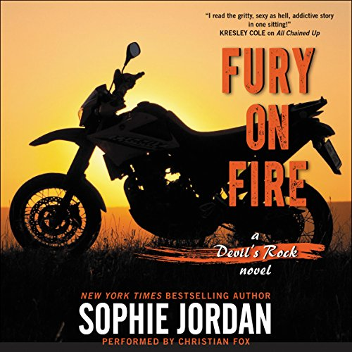 Couverture de Fury on Fire