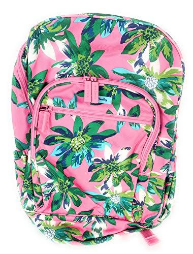 Vera Bradley Lighten Up Campus Backpack Tropical Paradise