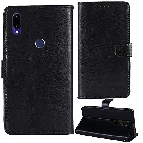 Lankashi Premium Retro Business Flip Book Stand Brieftasche Leder Tasche Schütz Hülle Handy Handy Hülle Für ARCHOS Oxygen 63 6.26
